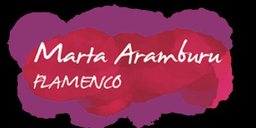 Logo Marta Aramburu Flamenco