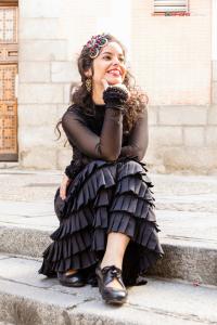 Marta Aramburu Flamenco-imagenes